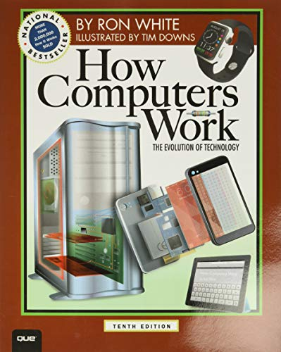 9780789749840: How Computers Work: The Evolution of Technology