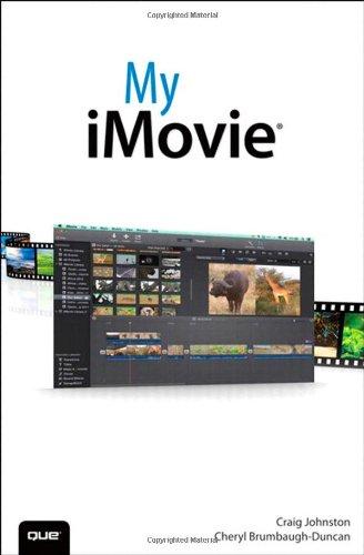 9780789749956: My iMovie