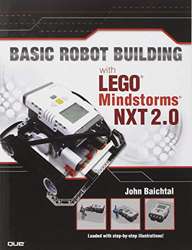9780789750198: Basic Robot Building With Lego Mindstorms Nxt 2.0