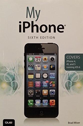 9780789750808: My iPhone Sixth Edition