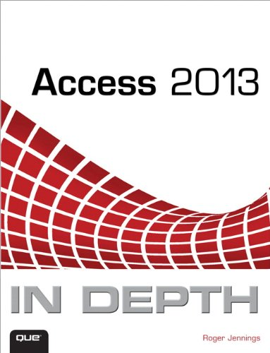 9780789750846: Access 2013 in Depth