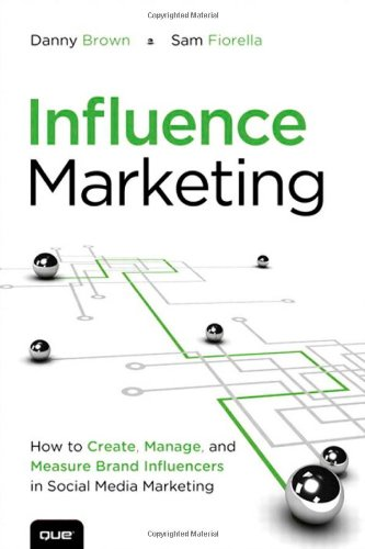9780789751041: Influence Marketing (Que Biz-Tech)