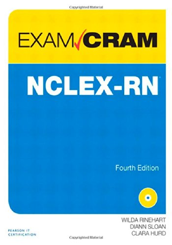 9780789751058: NCLEX-RN Exam Cram