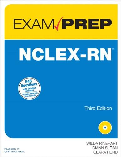 9780789751065: NCLEX-RN Exam Prep (3rd Edition)