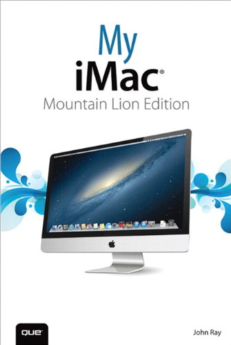 9780789751133: My iMac (Mountain Lion Edition)