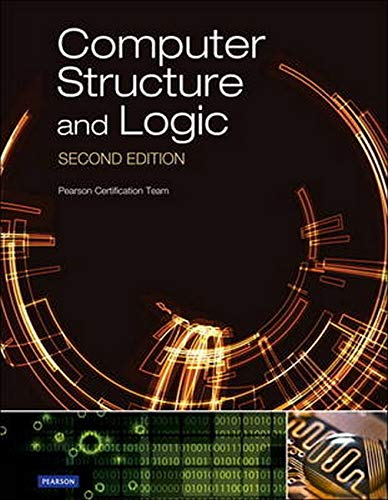 9780789751843: Computer Structure and Logic (2nd Edition)