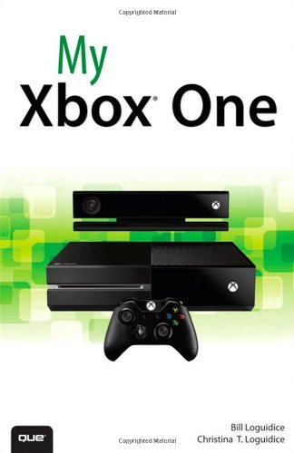 My Xbox One 9780789751959 My Xbox One  Step-by-step instructions with callouts to colorful Xbox One images that show you exactly what to do  Help when you run into problems with Xbox One, Kinect™, Xbox Live®, or SmartGlass  Tips and Notes to help you get the most from your Xbox One system  Full-color, step-by-step tasks show how to have maximum fun with your new Xbox One! Learn how to • Set up Xbox One, Kinect, and Xbox Live quickly–and start having fun now! • Personalize settings, gamertags, avatars, gamerpics… your whole Xbox One experience • Start your party, add chat, use built-in Skype, even make group video calls • Capture video of your best gameplay moments with Game DVR • Watch great video from practically anywhere: cable or satellite, DVD, Blu-ray, Netflix, Hulu Plus, Amazon Prime, and more • Play or stream all the music you love • Web surf with Xbox One's supercharged version of Internet Explorer • Use SmartGlass to transform your iPhone, iPad, Android, or Windows 8 device into a second Xbox screen or remote control  CATEGORY: Consumer Electronics COVERS: Xbox One USER LEVEL: Beginning-Intermediate