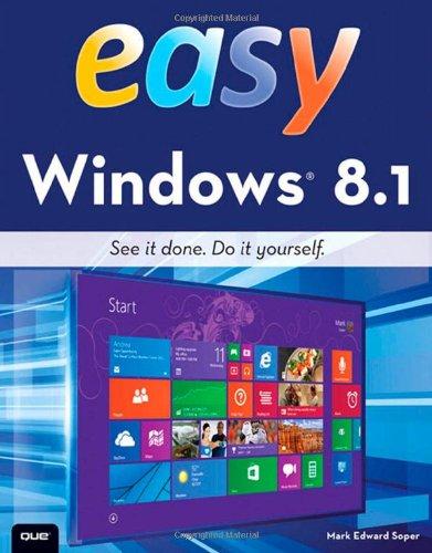 9780789752253: Easy Windows 8.1