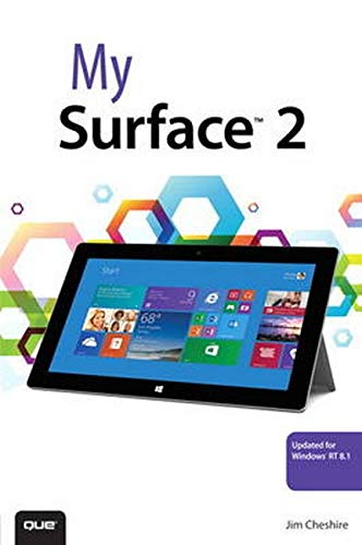 9780789752734: My Surface 2 (2nd Edition)