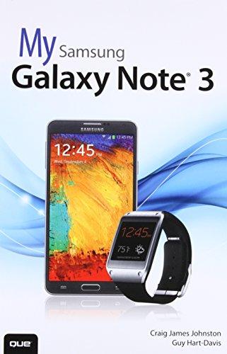 9780789752765: My Samsung Galaxy Note 3 (My...Series)