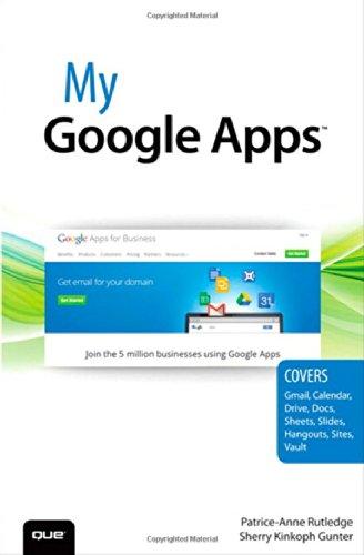 9780789752956: My Google Apps