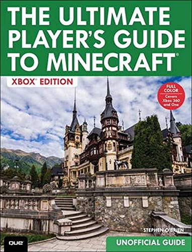 9780789753434: The Ultimate Player's Guide to Minecraft: Xbox Edition
