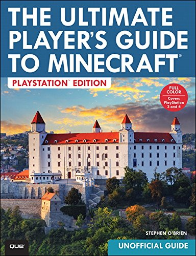 9780789753588: The Ultimate Player's Guide to Minecraft: Covers Both Playstation 3 and Playstation 4 Versions