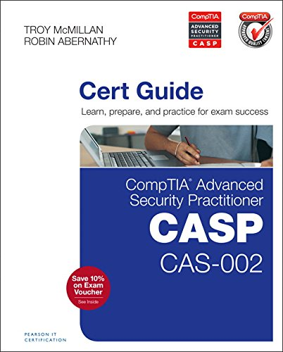 9780789754011: CompTIA Advanced Security Practitioner (CASP) CAS-002 Authorized Cert Guide