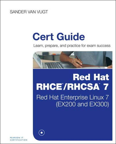 9780789754059: Red Hat Rhce/Rhcsa 7 Cert Guide: Red Hat Enterprise Linux 7 (Ex200 and Ex300)