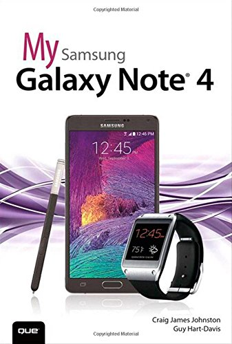 9780789754509: My Samsung Galaxy Note 4