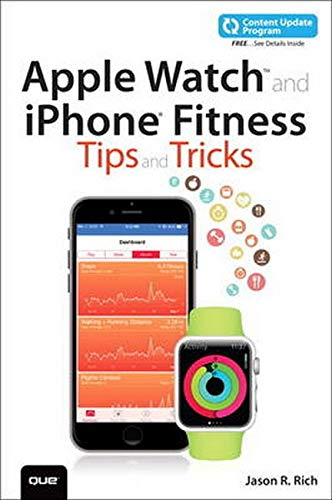 9780789754752: Apple Watch and Iphone Fitness Tips and Tricks
