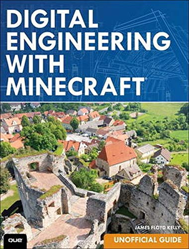 9780789755476: Digital Engineering with Minecraft