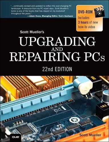 9780789756107: Upgrading and Repairing PCs