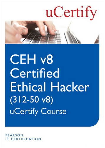 9780789757166: CEH v8 Certified Ethical Hacker 312-50 v8 uCertify Course Student Access Card