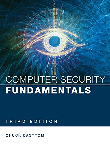 9780789757463: Computer Security Fundamentals (3rd Edition) (Pearson IT Cybersecurity Curriculum (PITCC))
