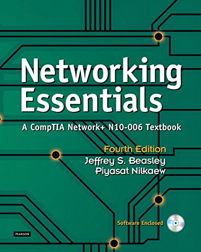 9780789758194: Networking Essentials: A CompTIA Network+ N10-006 Textbook