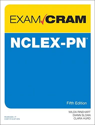 9780789758330: NCLEX-PN Exam Cram (5th Edition)