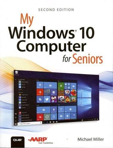 9780789759788: My Windows 10 Computer for Seniors