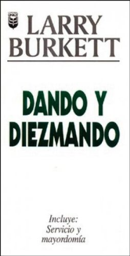 9780789900197: Dando y Diezmando: Giving and Tithing (Spanish Edition)