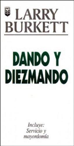 9780789900197: Dando y Diezmando: Giving and Tithing