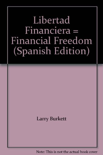 9780789900227: Title: Libertad Financiera Financial Freedom Spanish Edi