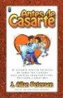 9780789900548: Antes De Casarte/before You Marry (Spanish Edition)