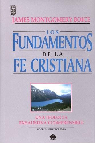 9780789902399: Fundamentos de La Fe Cristiana: Foundations of the Christian Faith