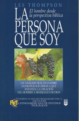 9780789902542: La Persona Que Soy: The Person I Am (Spanish Edition)