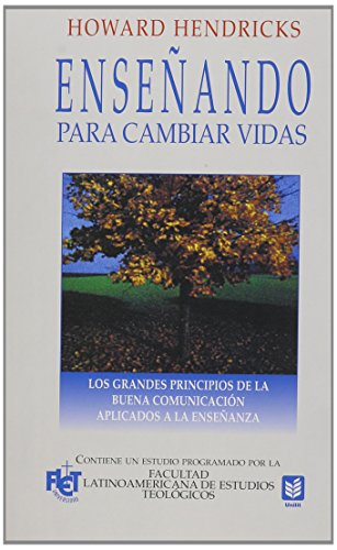 9780789903273: Enseñando para cambiar vidas // Teaching to Change Lives (Spanish Edition)