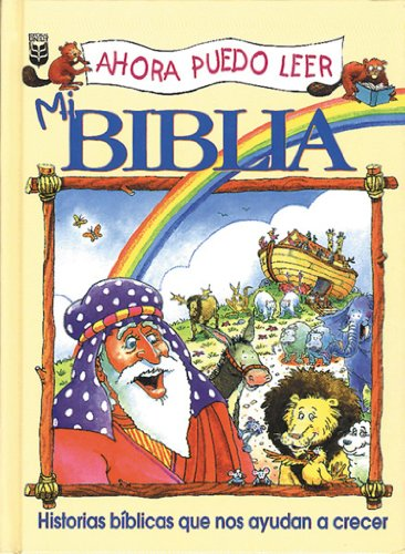 9780789905215: Ahora puedo leer mi biblia/ Now I can Read my Bible (Spanish Edition)
