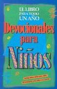 9780789906458: Devocionales de Nios Para Todo Un Ao: One Year Book of Devotions for Kids