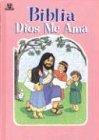 9780789906892: Biblia Dios Me Ama Rosa: God Loves Me Bible Pink