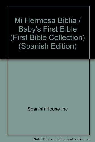 Mi Hermosa Biblia (First Bible Collection) (Spanish Edition): Sally Jones