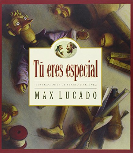 9780789907523: Tu Eres Especial/You Are Special (Max Lucado's Wemmicks) (Spanish Edition)