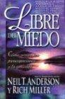 9780789907639: Libre del Miedo