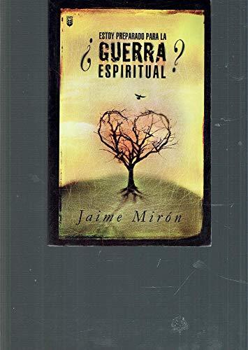 9780789908353: Estoy Preparado Para LA Guerra Espiritual