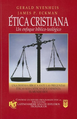 9780789910653: Etica Cristiana / Christian Ethics (Spanish Edition)