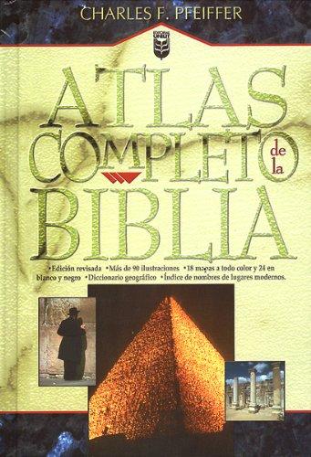 9780789911247: Atlas Biblico Unilit/ Unilit Bible Atlas