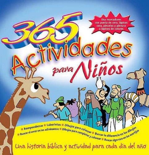 9780789911827: 365 Actividades Para Ninos