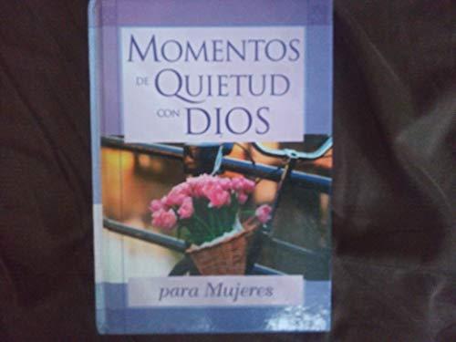 MOMENTOS DE QUIETUD CON DIOS PARA MUJERES: SOCIEDADES BIBLICAS UNIDAS