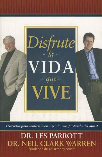 9780789912855: Disfrute la Vida Que Vive = Love the Life You Live