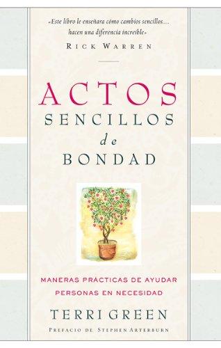 9780789912879: Actos Sencillos de Bondad