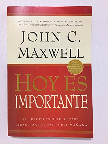 9780789913470: Hoy Es Importante = Today Matters (Spanish Edition)