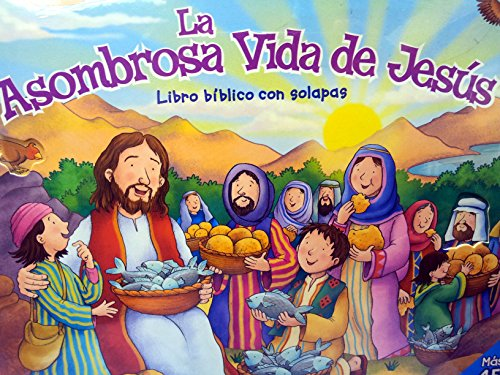 9780789913579: La Asombrosa Vida de Jesus